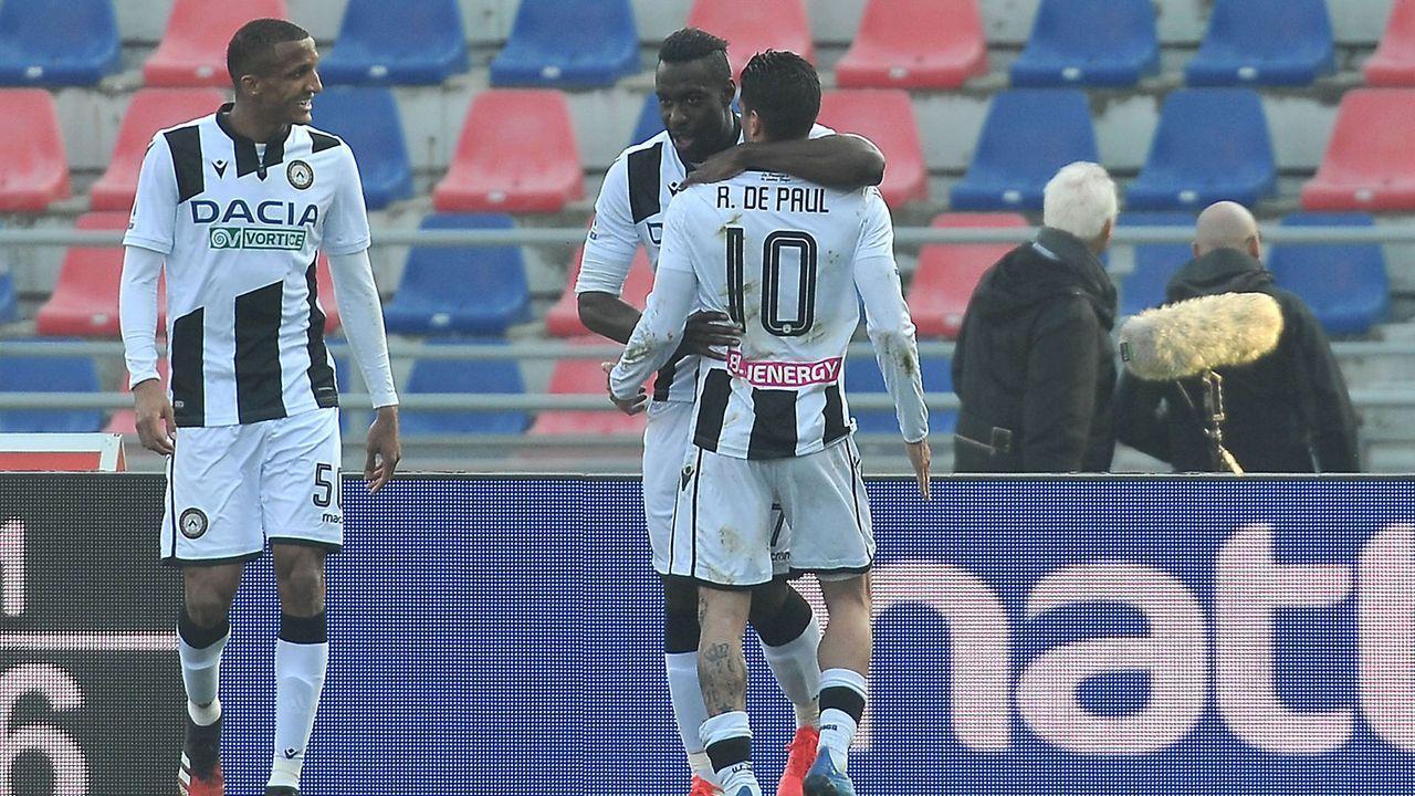 15. Udinese Calcio - Bildquelle: 2020 Getty Images