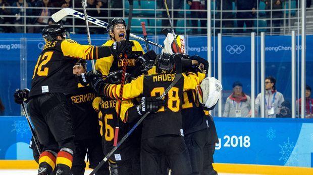 DEB-Helden: Die Schlüsselspieler der deutschen Eishockey-Nationalmannschaft - Bildquelle: imago/Bildbyran