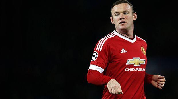 Wayne Rooney - Bildquelle: imago/VI Images
