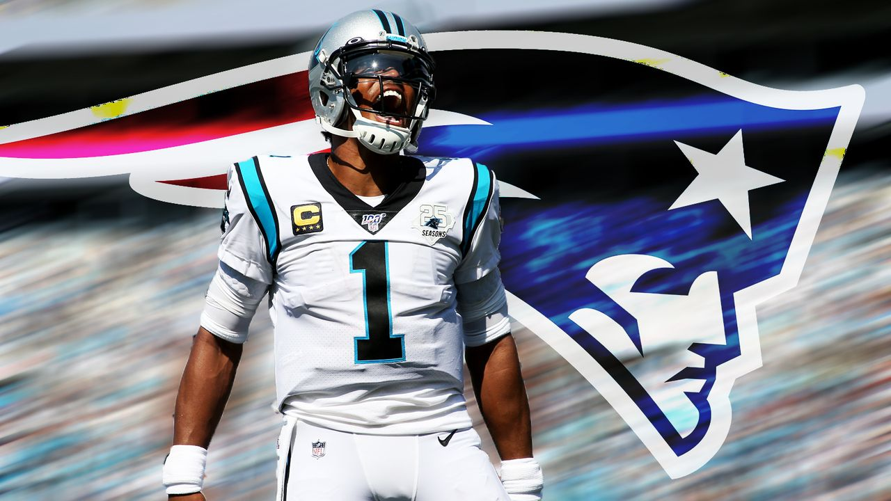 Cam Newton (New England Patriots) - Bildquelle: Getty Images