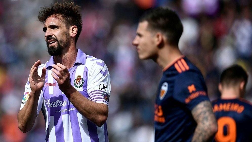 Ermittlungen gegen Valladolid und Borja Fernandez (l.) - Bildquelle: AFPSIDOSCAR DEL POZO