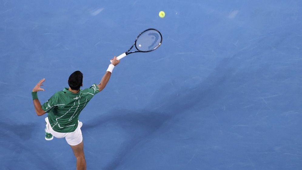 Bei den Australian Open muss umgeplant werden - Bildquelle: AFPSIDDAVID GRAY