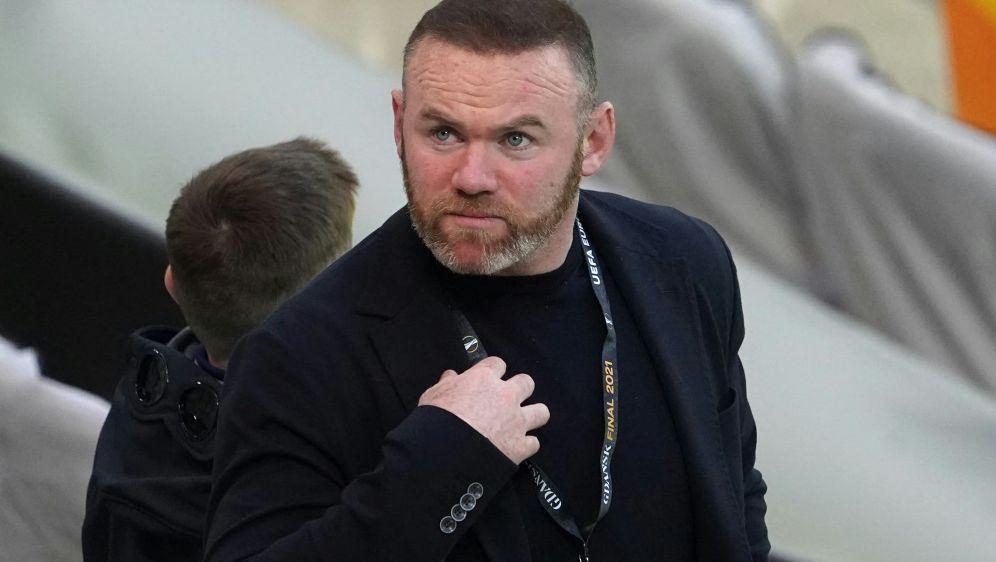 Wayne Rooney will Derby trotz Insolvenz die Treue halten - Bildquelle: AFPSIDALEKSANDRA SZMIGIEL