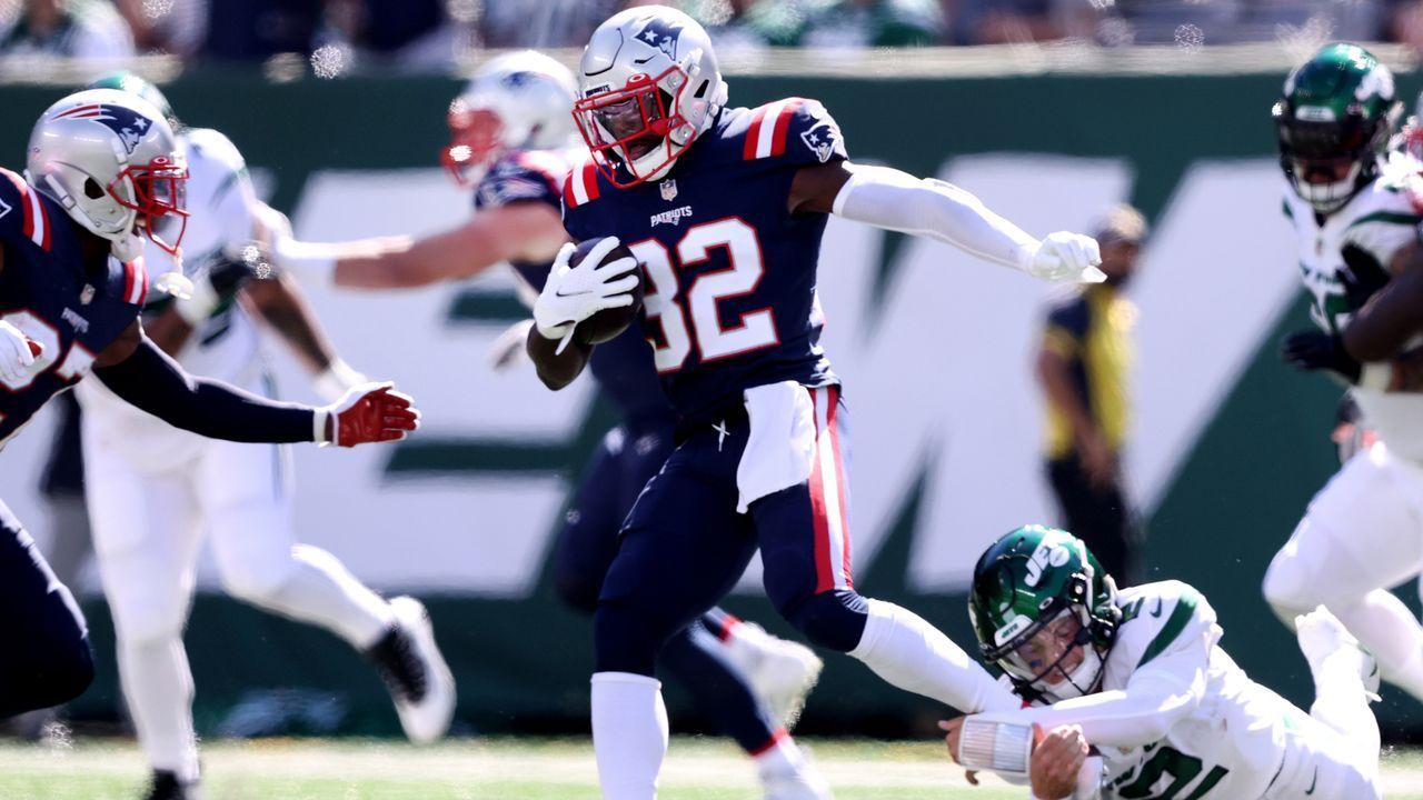 Gewinner: Secondary der New England Patriots - Bildquelle: Imago
