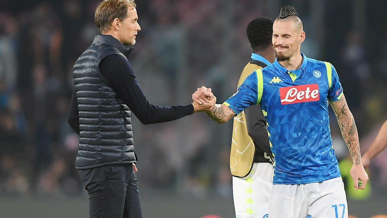 Marek Hamsik (Borussia Dortmund) - Bildquelle: 2018 Getty Images