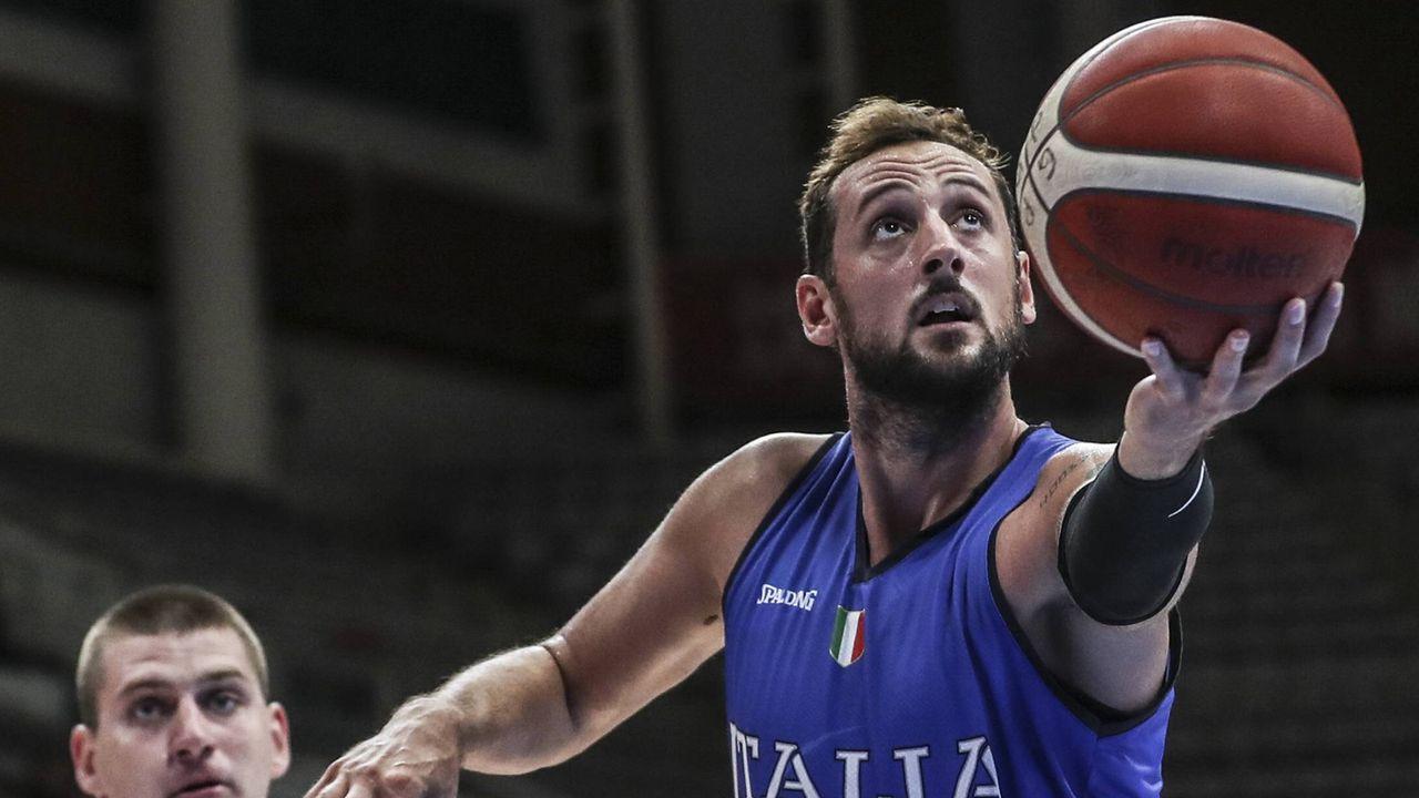 Marco Belinelli (33, Italien) - Bildquelle: imago images / Xinhua