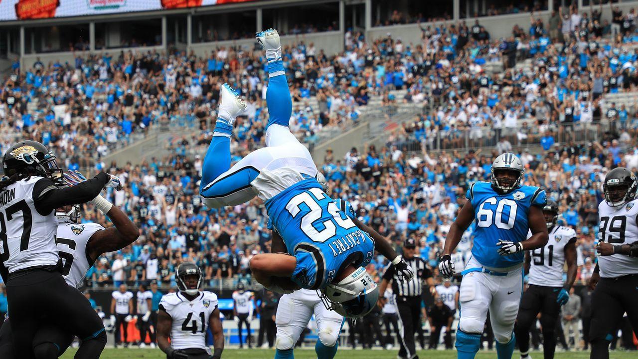 Pick 7: Carolina Panthers - Bildquelle: 2019 Getty Images
