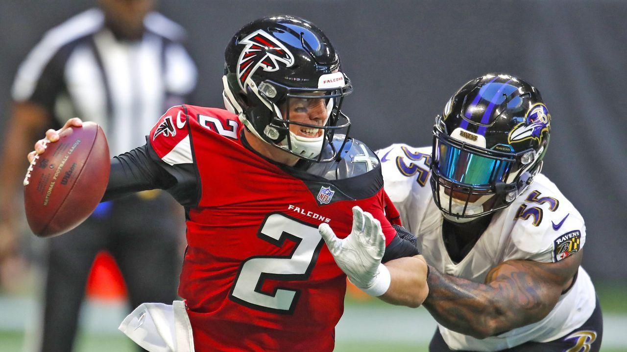 Draft Needs der Atlanta Falcons - Bildquelle: imago