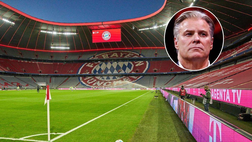 Treibt die Planungen für ein NFL-Spiel in Deutschland an: Europa-Boss Brett ... - Bildquelle: imago