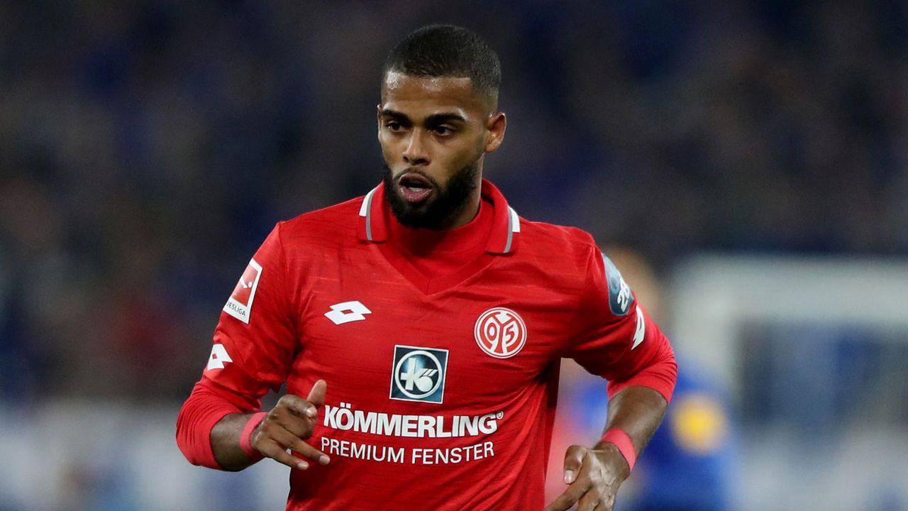 2. Jeremiah St. Juste (1. FSV Mainz 05) - Bildquelle: 2019 Getty Images