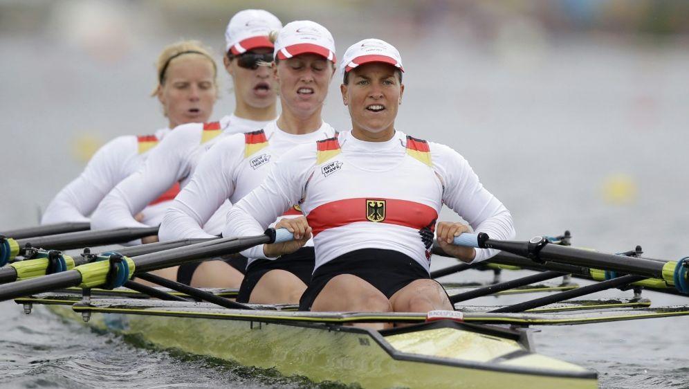 Frauen-Achter verpasst die Qualifikation für Tokio - Bildquelle: AFPPOOLSIDNATACHA PISARENKO