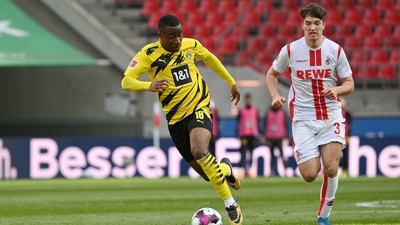 Youssoufa Moukoko (Borussia Dortmund) - Bildquelle: Imago Images