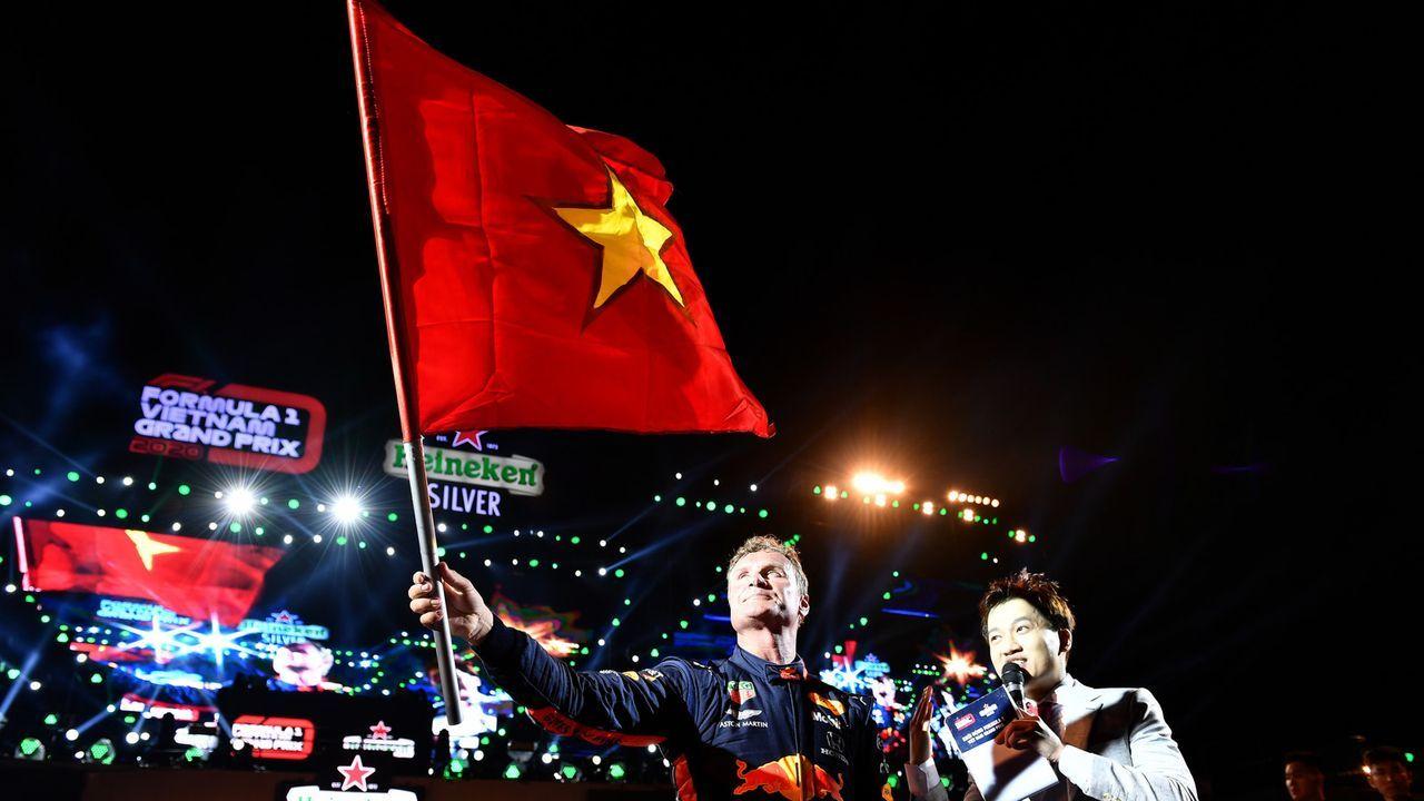 F1 ab 2020 in Hanoi - Bildquelle: 2019 Getty Images