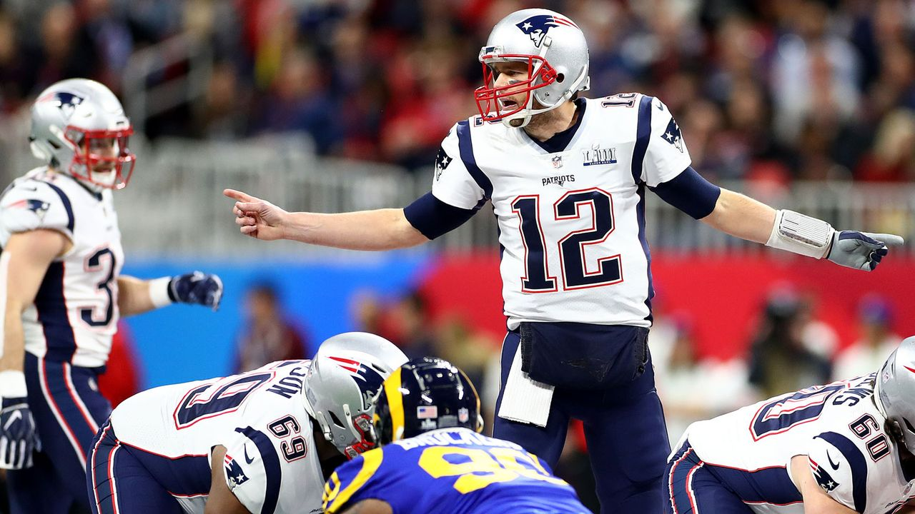 4 - New England Patriots - Bildquelle: 2019 Getty Images