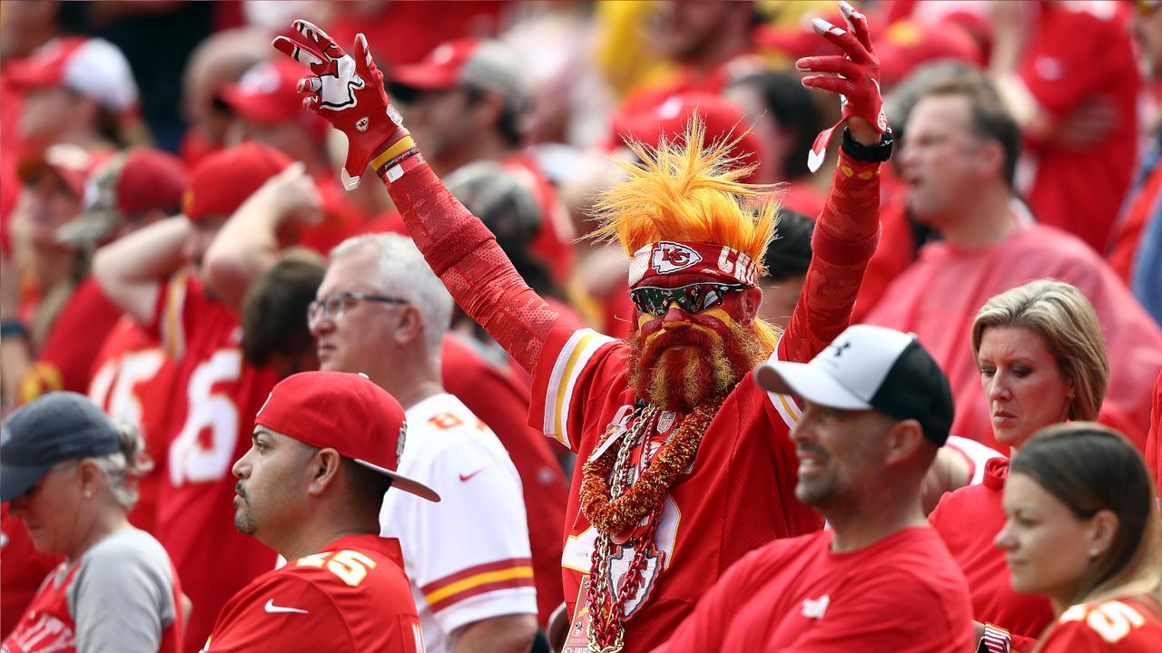 Platz 19: Kansas City Chiefs - Bildquelle: Getty Images