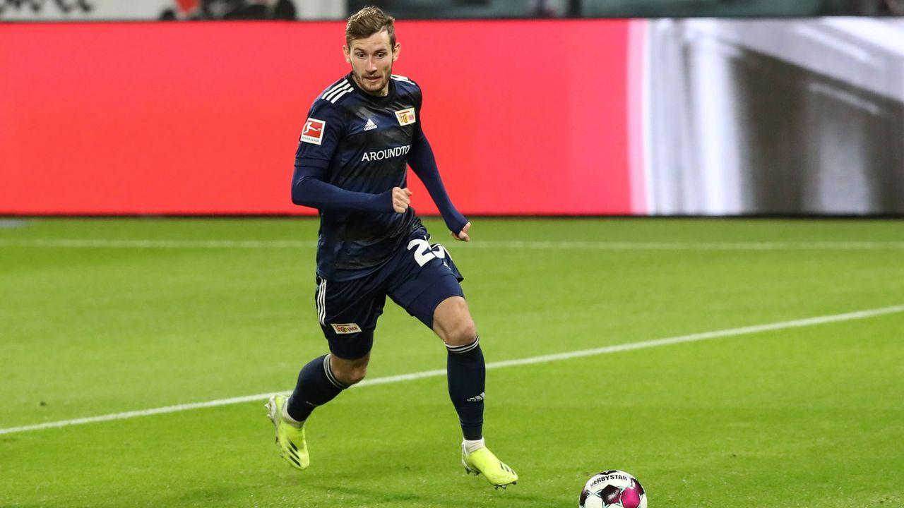 Christopher Lenz (Eintracht Frankfurt) - Bildquelle: Imago