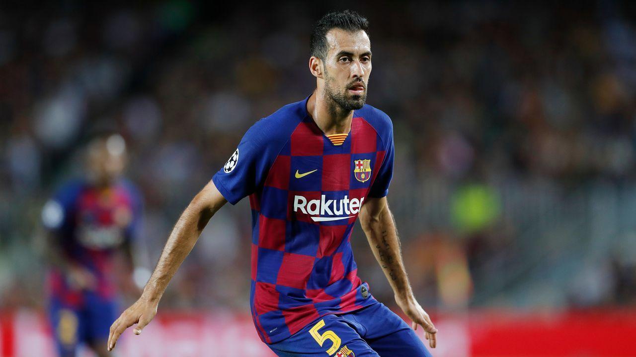 Sergio Busquets (FC Barcelona) - Bildquelle: imago