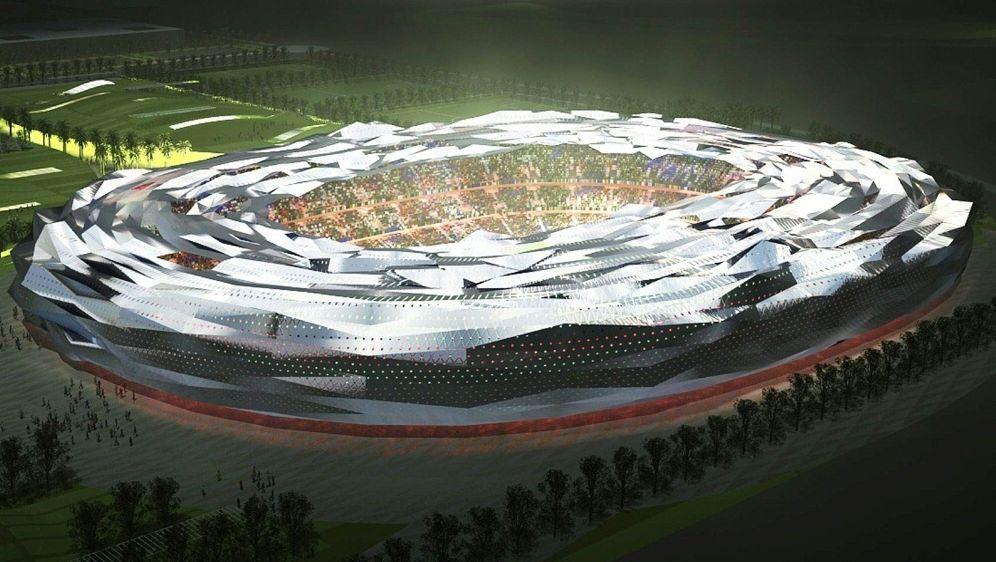 Drittes Katar Stadion Fur 2022 Wird Bei Klub Wm Eingeweiht