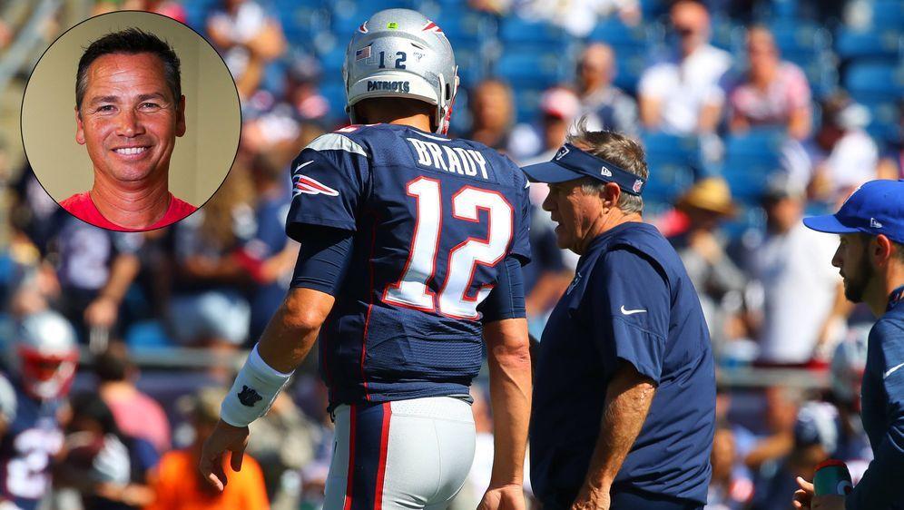 Alex Guerrero hat die Beziehung von Bill Belichick und Tom Brady kritisiert. - Bildquelle: imago images/ZUMA Wire