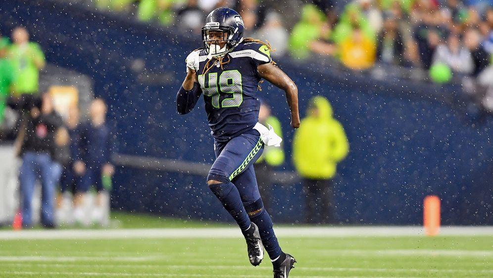 Die Seahawks wählten Griffin 2018 in der fünften Runde des NFL Drafts - Bildquelle: Getty Images