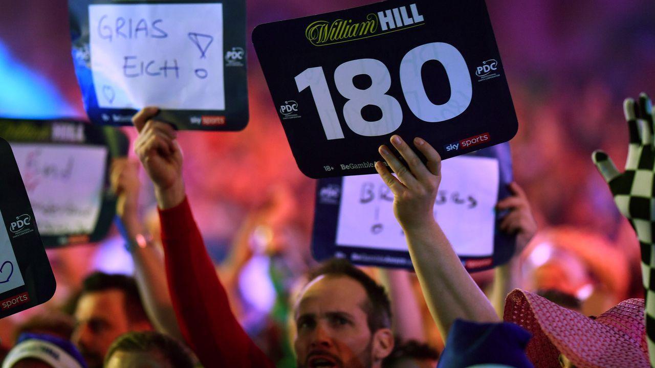 PDC World Darts Championship 2020 - Bildquelle: 2017 Getty Images