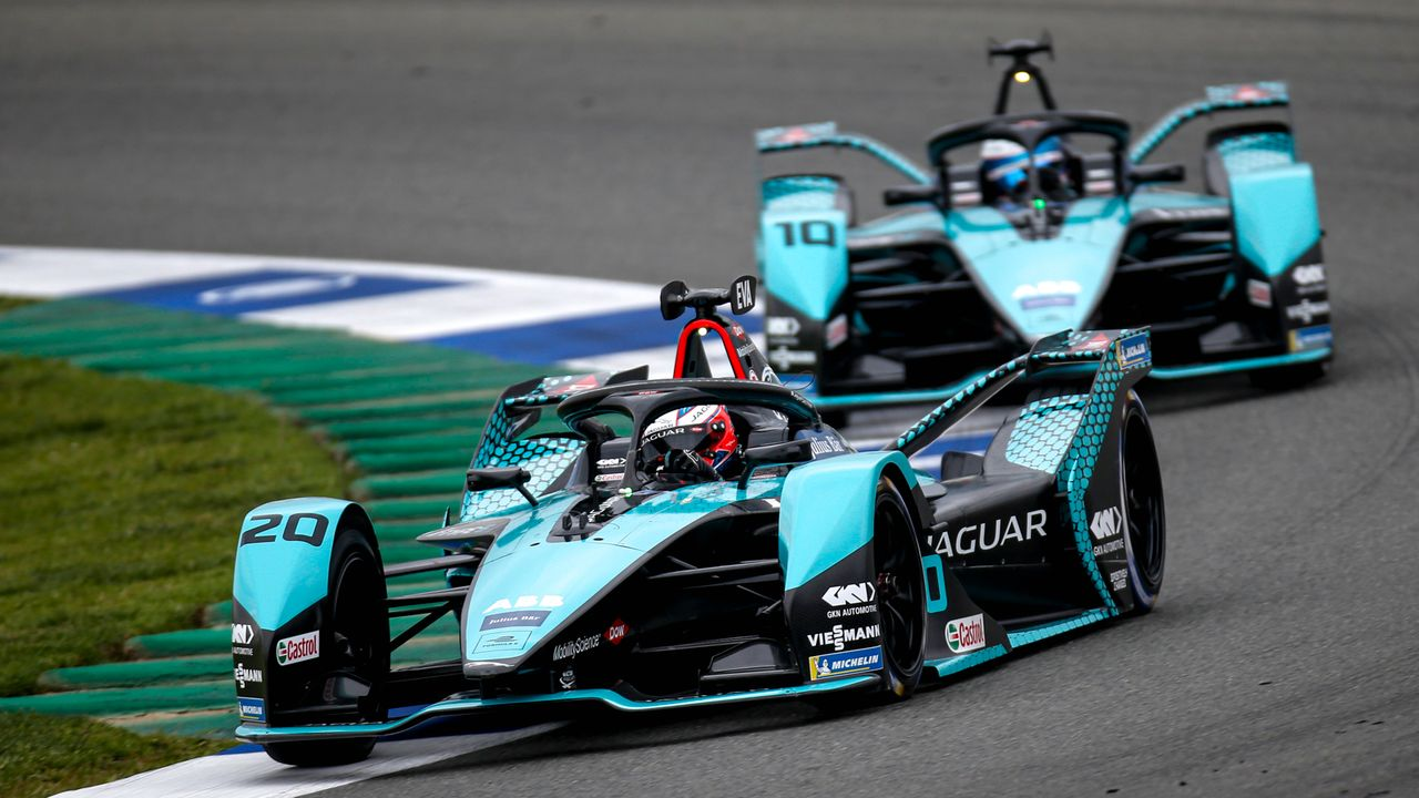 Verlierer: Jaguar - Bildquelle: 2021 Jaguar Racing