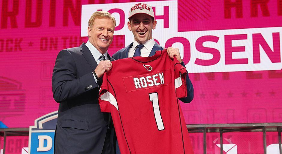 Platz 27: Arizona Cardinals - Bildquelle: 2018 Getty Images