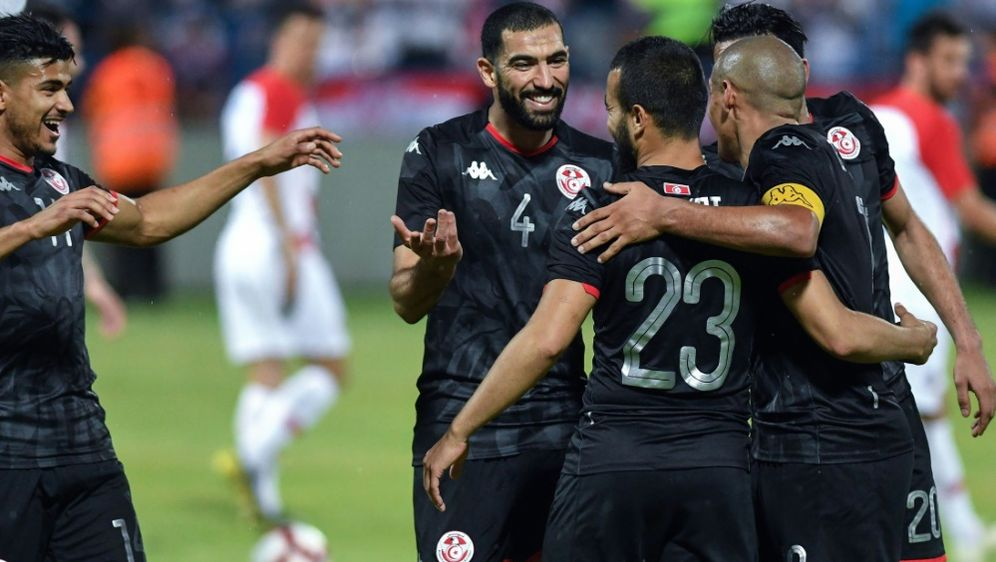 Fußball-Vizeweltmeister Kroatien unterliegt Tunesien - Bildquelle: AFPSID