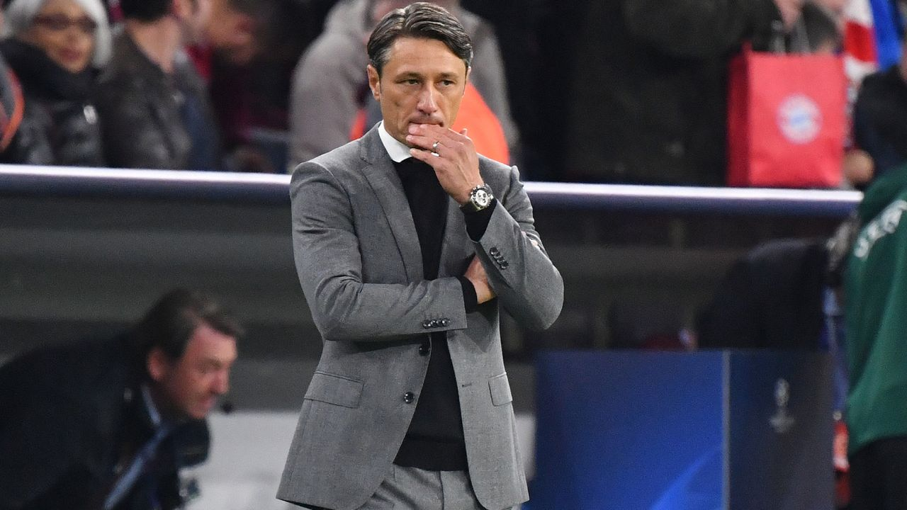 November 2019: Niko Kovac wird entlassen - Bildquelle: Imago