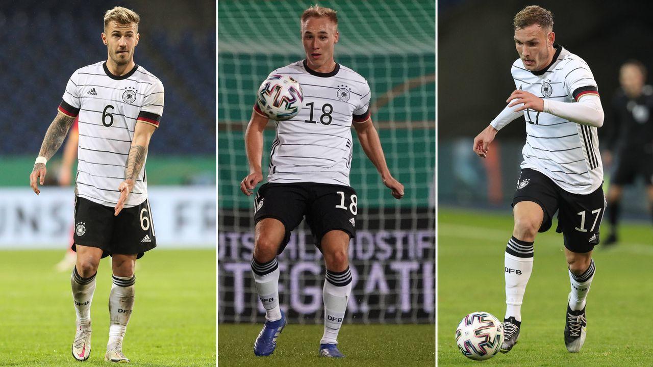 Diese Deutschen haben das Potenzial, um bei der U21-EM durchzustarten - Bildquelle: Imago Images