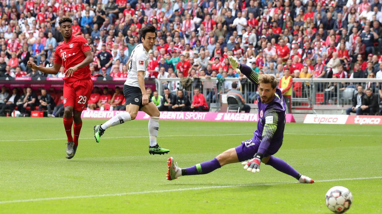 Coman bringt Bayern früh auf Meisterkurs - Bildquelle: 2019 Getty Images