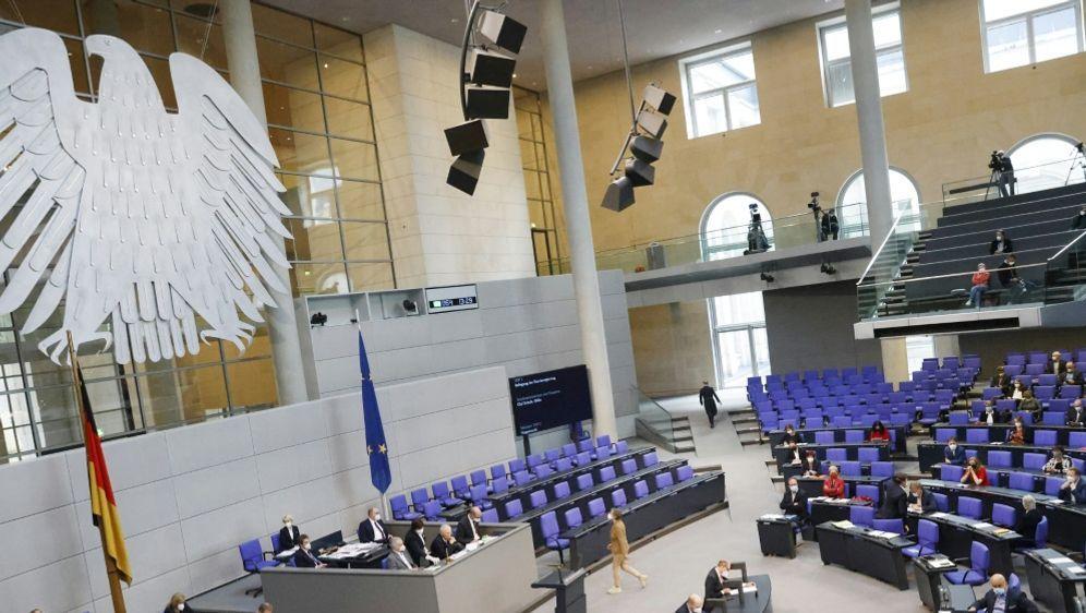 Kronzeugenregelung vom Bundestag verabschiedet - Bildquelle: AFPSIDODD ANDERSEN