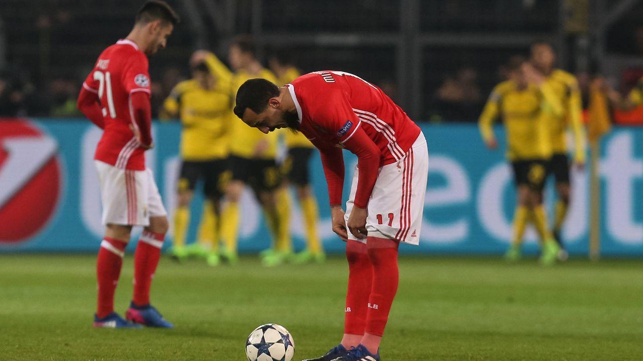 6. Grund: Benfica Lissabon hat einen Deutschland-Fluch  - Bildquelle: imago/GlobalImagens