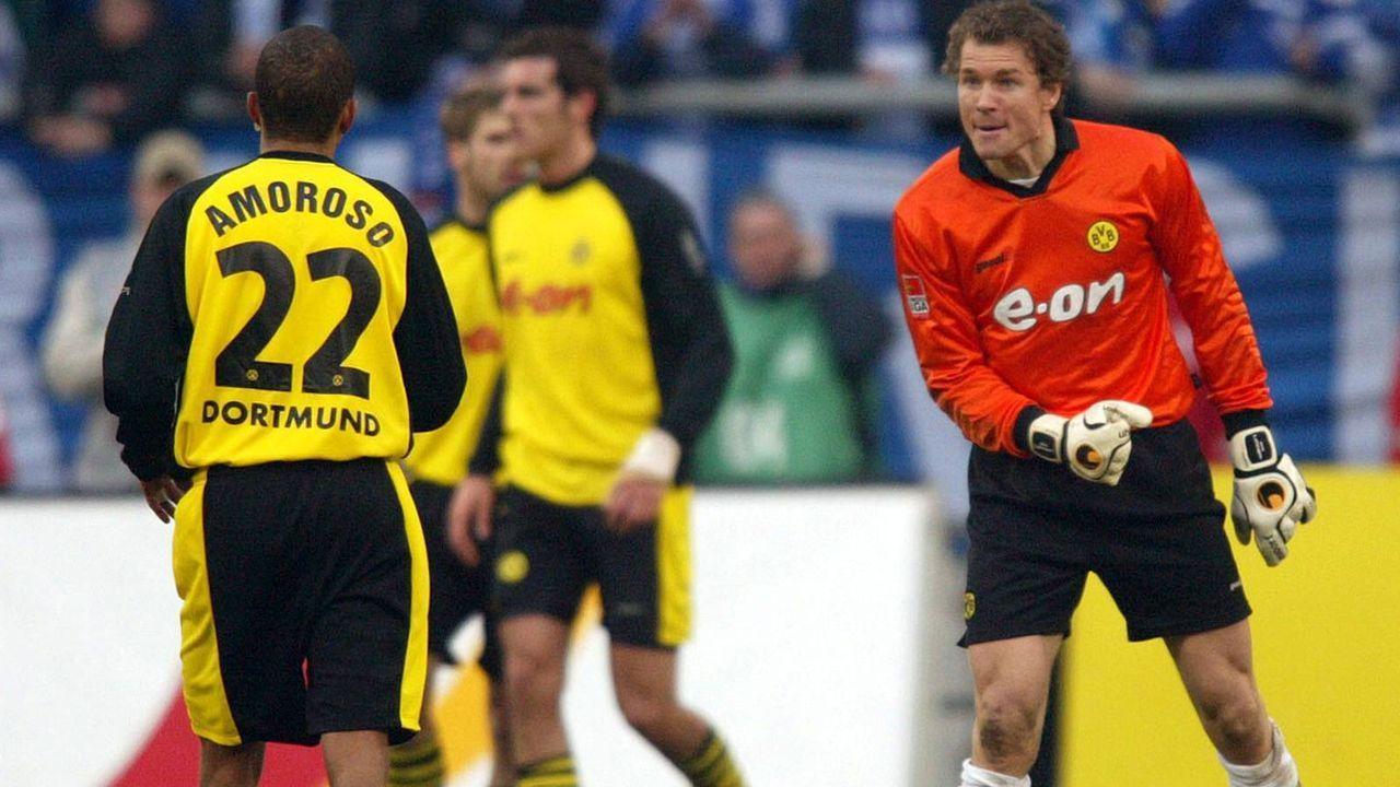 Lehmann vs. Amoroso - Bildquelle: imago