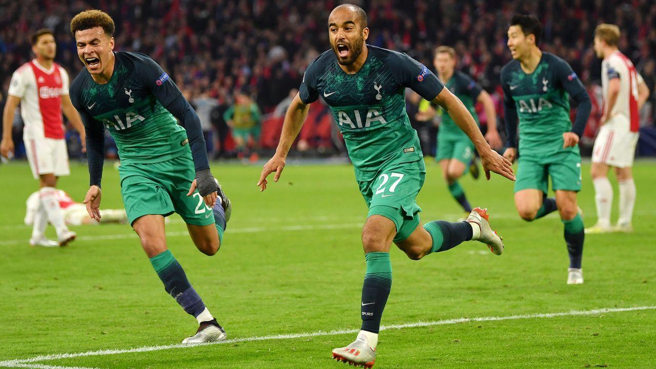 Lucas Moura (Tottenham Hotspur) - Bildquelle: 2019 Getty Images