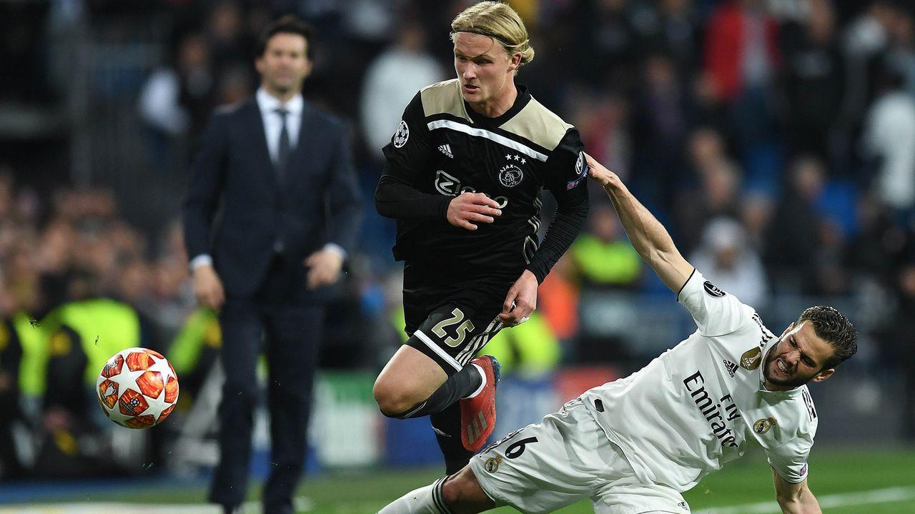 Kasper Dolberg (Ajax Amsterdam) - Bildquelle: 2019 Getty Images