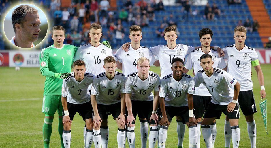 U17 Weltmeisterschaft In Indien Das Ist Der Deutsche Kader