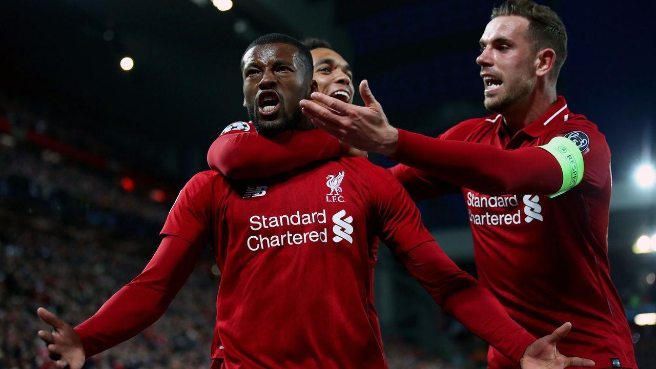 FC Liverpool - Bildquelle: 2019 Getty Images