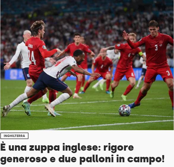 """Corriere: """"Es ist eine Kleinigkeit!"""" - Bildquelle: Corriere dello Sport"""