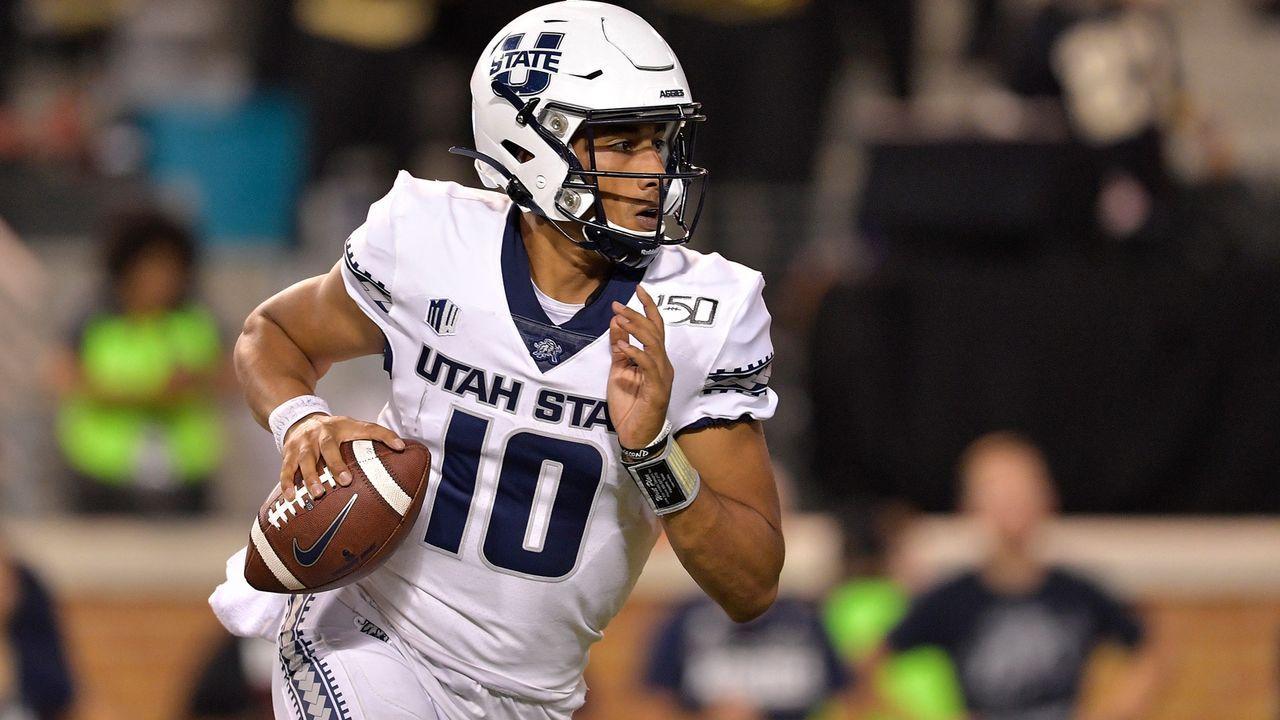 Jordan Love (Quarterback, Utah State Aggies) - Bildquelle: getty