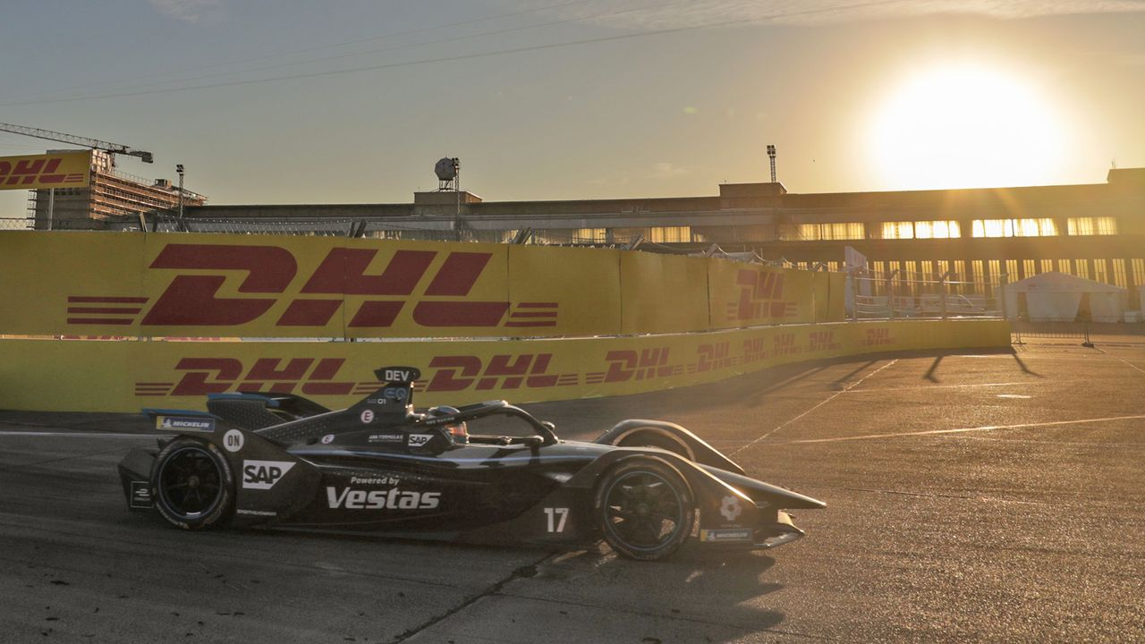 Berlin, Berlin, wir fahren in Berlin - Bildquelle: 2020 FIA Formula E
