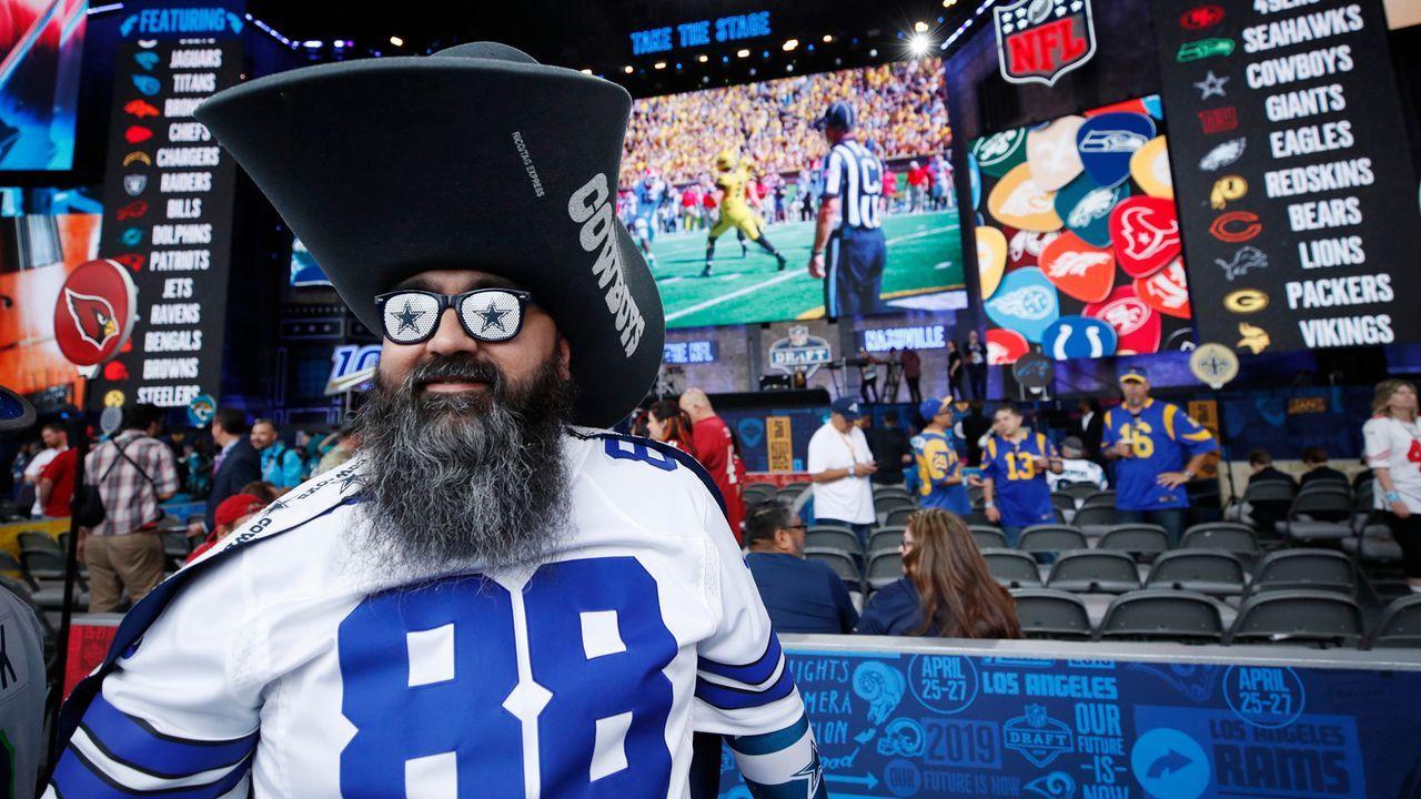 Dallas Cowboys - Bildquelle: 2019 Getty Images