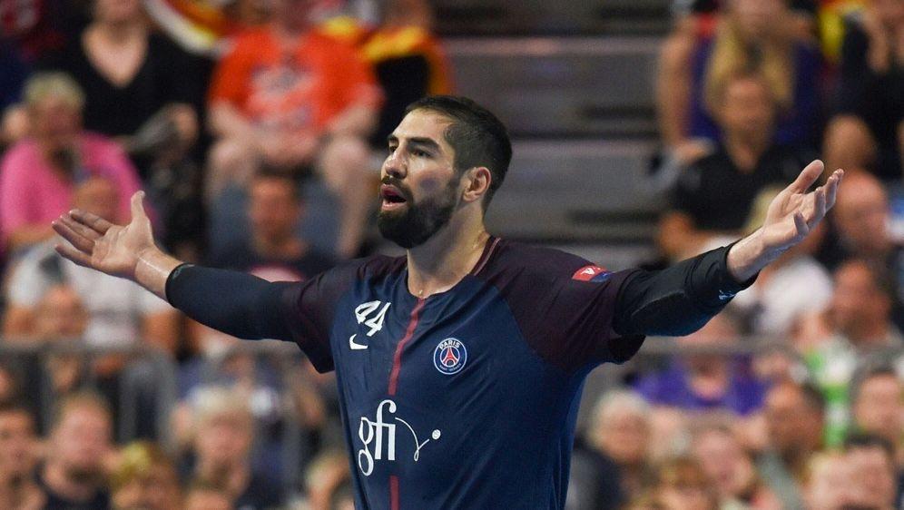 Karabatic kritisiert die Überbelastung im Handball - Bildquelle: AFPSIDPATRIK STOLLARZ