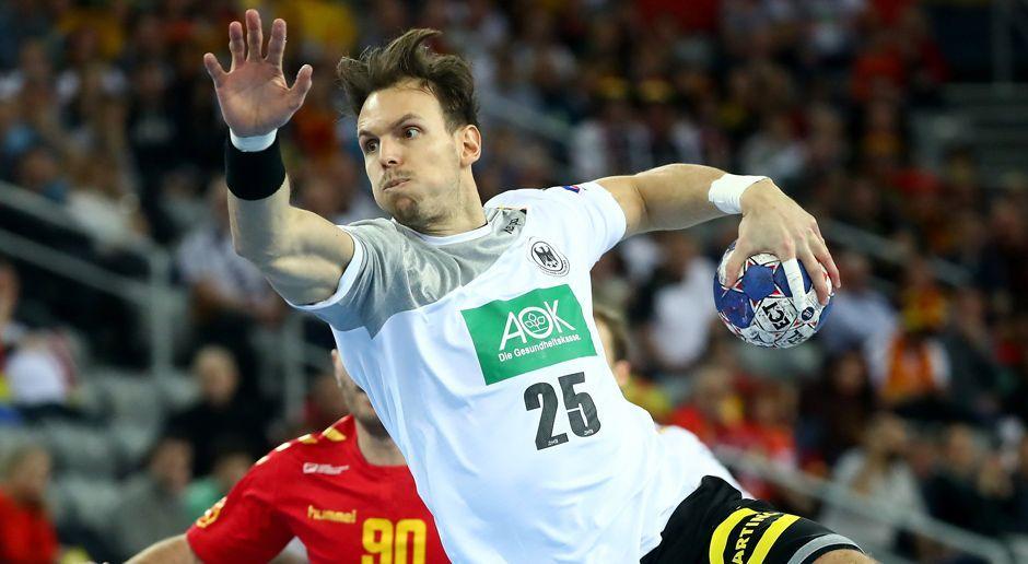 Kai Häfner (TSV Hannover-Burgdorf) - Bildquelle: 2018 Getty Images