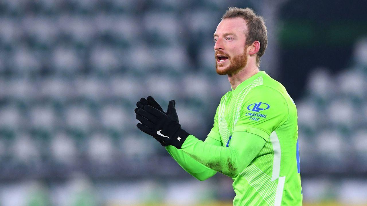 Maximilian Arnold (VfL Wolfsburg) - Bildquelle: Imago Images