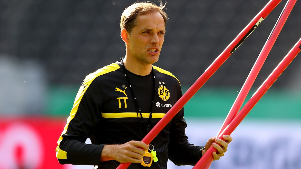 Platz 2 - Thomas Tuchel - Bildquelle: 2017 Getty Images