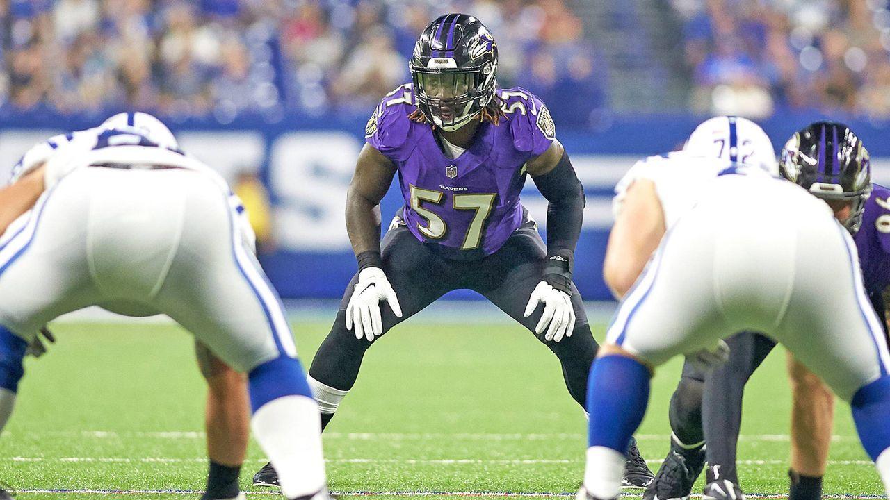 Draft Needs der Baltimore Ravens - Bildquelle: imago