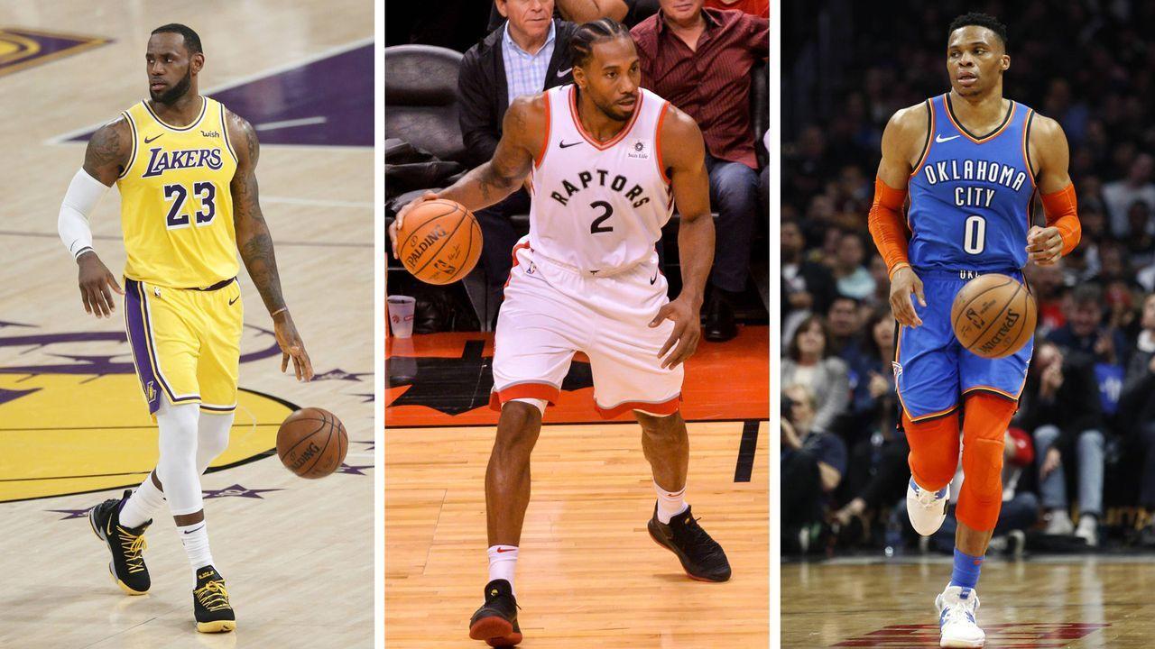 Das sind die Highlights des neuen NBA-Spielplans - Bildquelle: imago