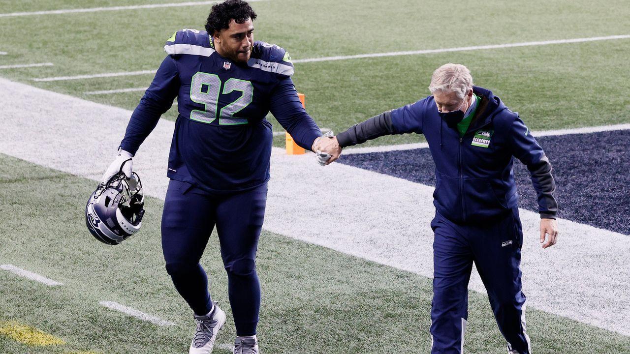 Seattle Seahawks: Defense - Bildquelle: getty