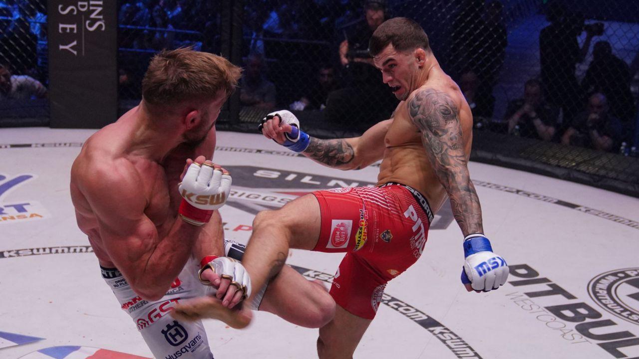 Das sind die KSW-Champions 05 - Bildquelle: KSW MMA